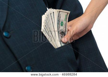 Giving Bribe