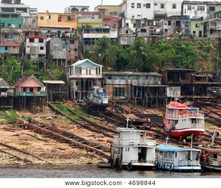 Manaus  Amazon River Housing 7