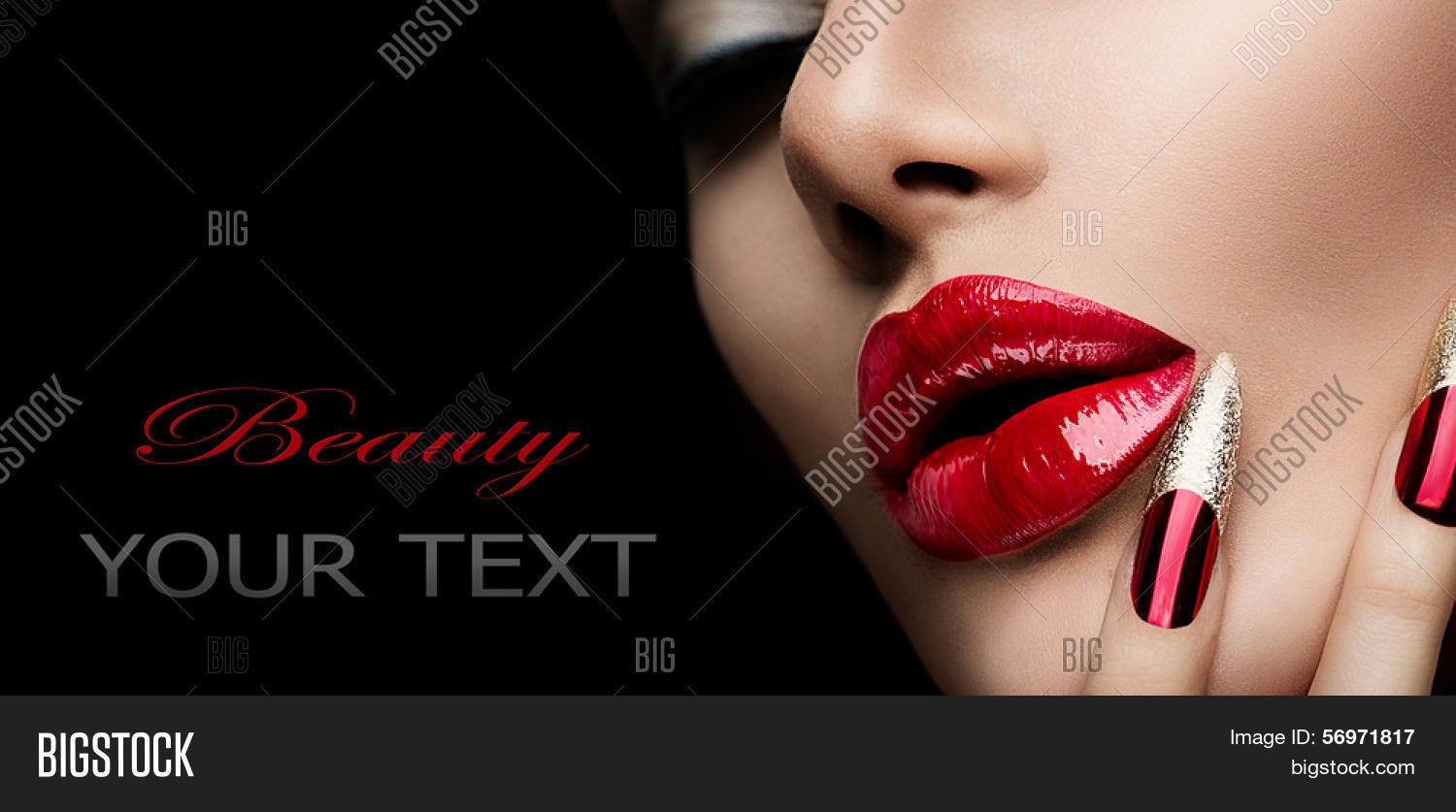 Beauty Concept. Image & Photo (Free Trial) | Bigstock