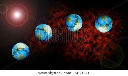Baseball Universe !