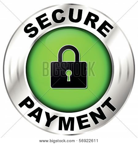 Secure Payment Label
