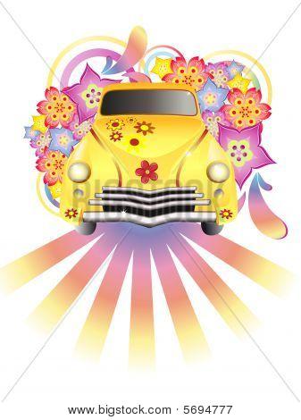 hippy car
