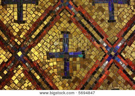 Byzantine Style Mosaic