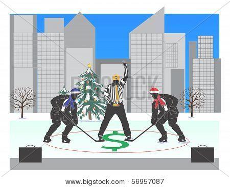 Corporate Hockey