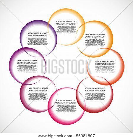 Color diagram / schema