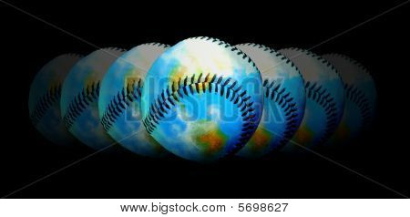 Baseball - The Central Topic Of The World