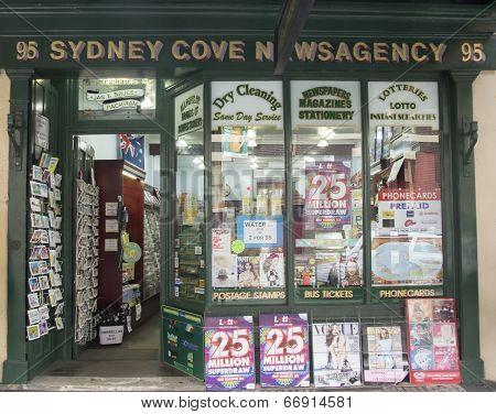 Sydney Cove Newsagency