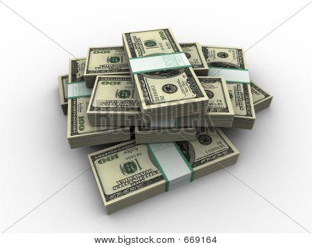 Pacchi di soldi