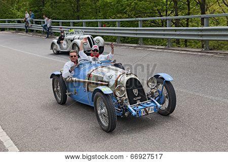 Old Car Bnc 527 Gran Sport Monza