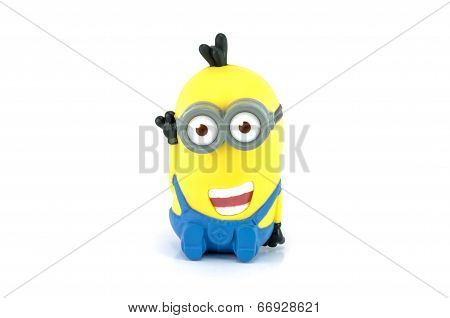 Minion Tim Giggling