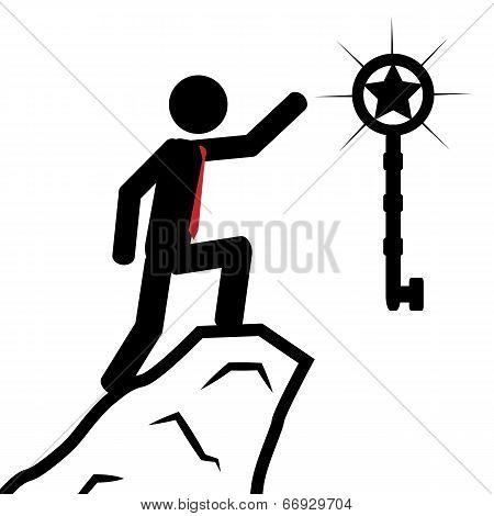Take the key