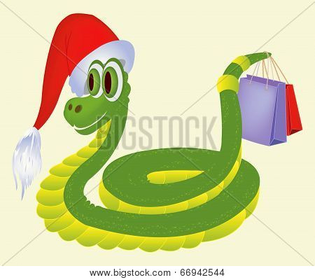 Snake With Gifts