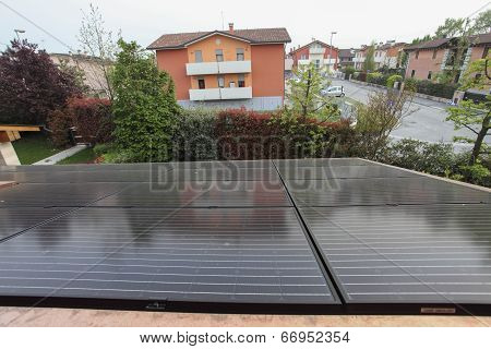 Photo-voltaic Solar Power Planels