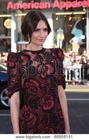 LOS ANGELES - JUN 17:  Karolina Wydra at the HBO's