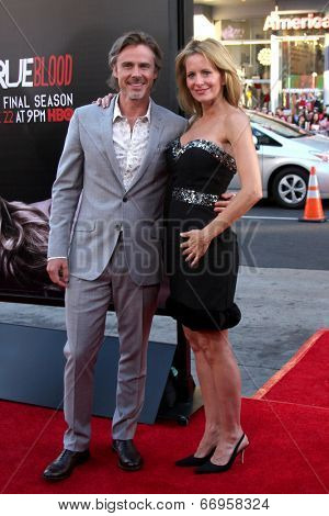 LOS ANGELES - JUN 17:  Sam Trammell at the HBO's