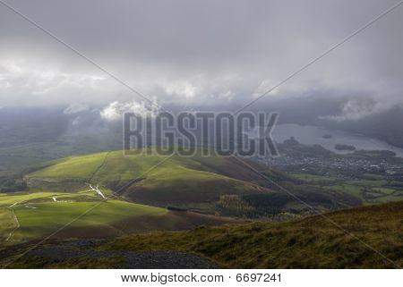 Latrigg Fell