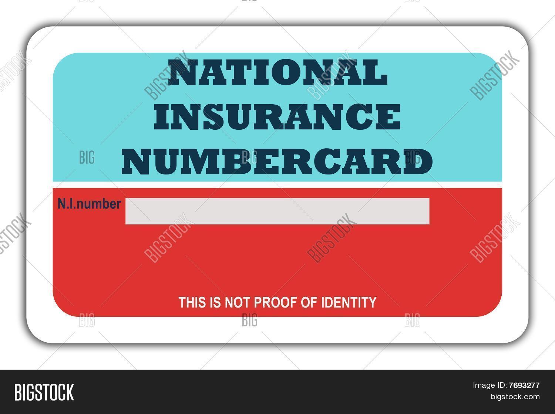 National Insurance Image & Photo (Free Trial)   Bigstock