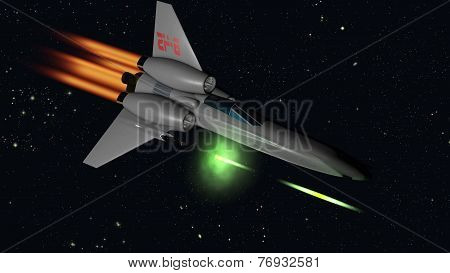 Starfighter Shooting