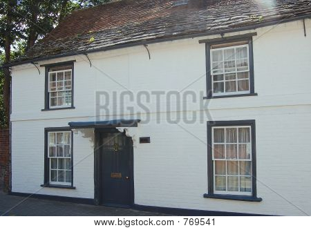 Old Terraced Cottage