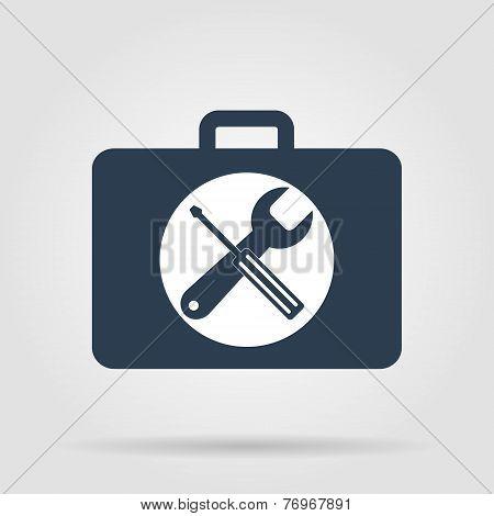 Toolbox Vector Icon