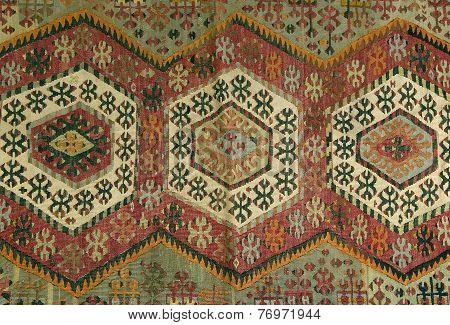 Traditional Handmade Turkish Carpet