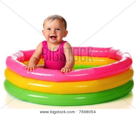 Kiddie Pool Delight