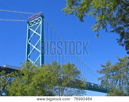 Ambassador Bridge - Windsor