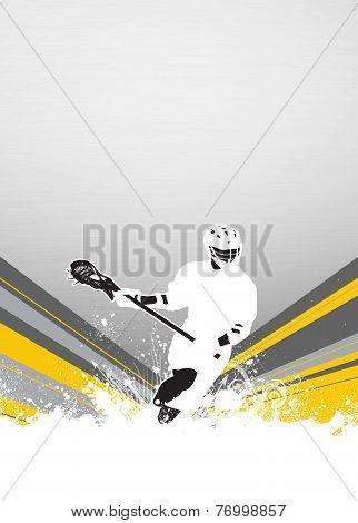 Lacrosse Background