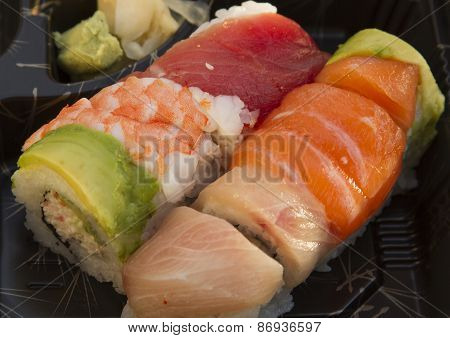 Sushi And Rice