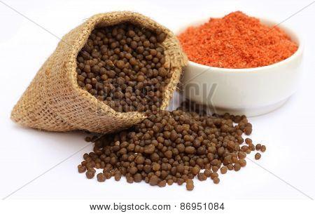Muriate Of Potash And Diammonium Phosphate Fertilizer