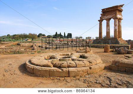 Agrigento, Italy
