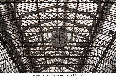Paris railway station Gare de l'Est