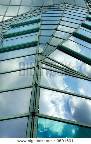 Moder Glass Roof