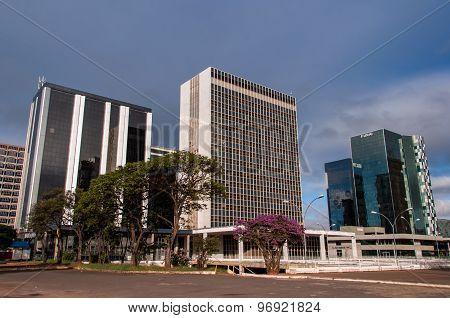 Financial Sector of Brasilia