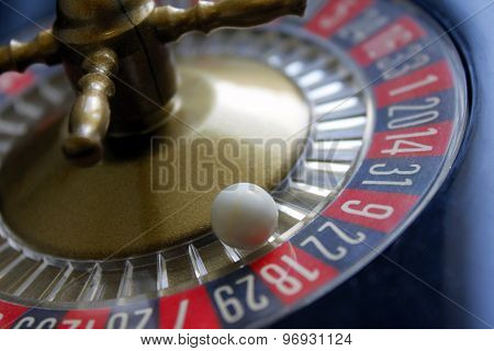 Spiel Roulette game play luck random rich number