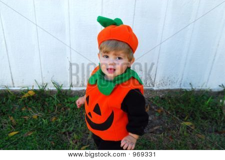 I'M A Pumpkin