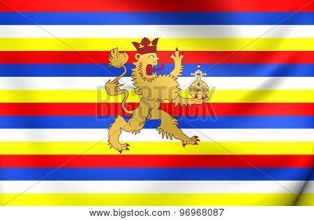 County Palatine Of The Rhine Flag, Electoral Palatinate.