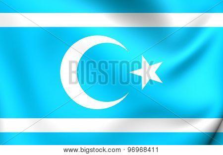 Flag Of Iraqi Turkmen Front