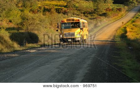 Country School Bus