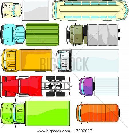 Top Trucks set