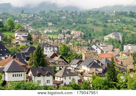 Jajce - Small town in Bosnia and Herzegovina