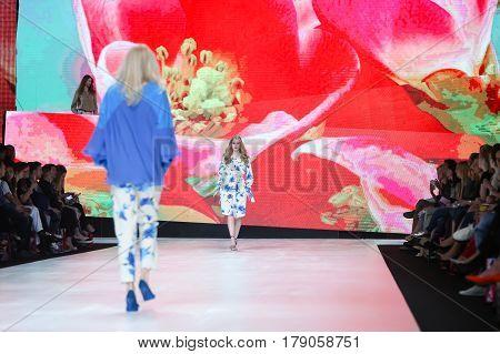 Bipa Fashion.hr Fashion Show 2017 : Robert Sever, Zagreb, Croatia.