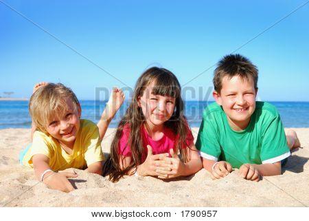 Beach Kids