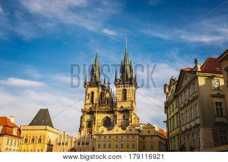 Czech Republic, Prague, Old Town