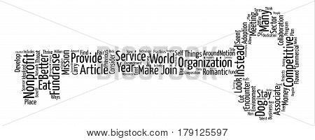 Things You Must Do To Stay Competitive In The st Century text background word cloud concept