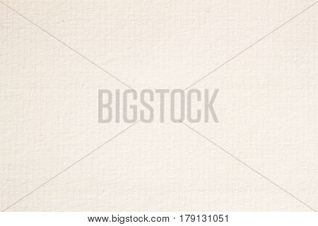 Texture of cream-coloured pastel paper for artwork. With place your text, background use. Modern background, pattern, wallpaper or banner design