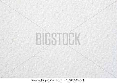 Texture of gentle cold shade paper with small inclusions of cellulose for watercolor and artwork. Modern background, backdrop, substrate, composition use with copy space