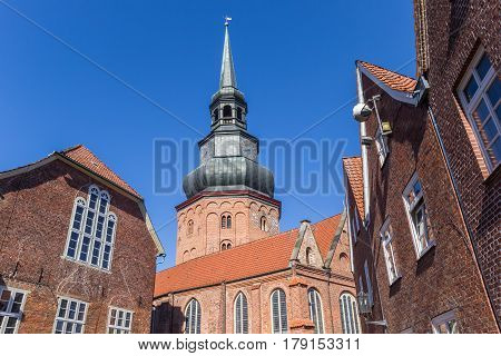 Cosmas And Damian Church In Hanseatic City Stade