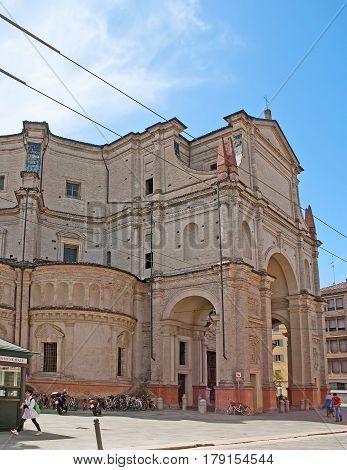 The Santissima Annunziata Basilica