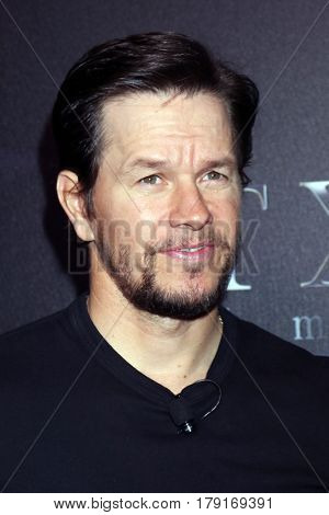 LOS ANGELES - MAR 28:  Mark Wahlberg at the STX CinemaCon Photocall at the Caesars Palace on March 28, 2017 in Las Vegas, CA